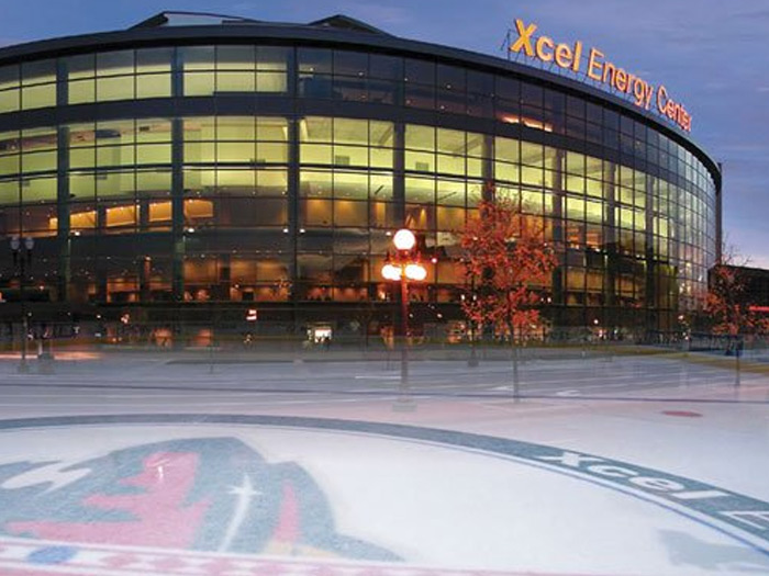 Grassroots Support for the Xcel Energy Center Arena